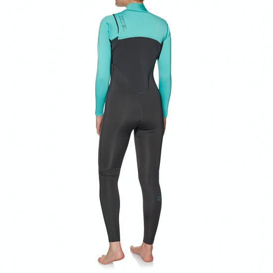Traje De Neopreno Xcel Comp 4/3mm Chest Zip