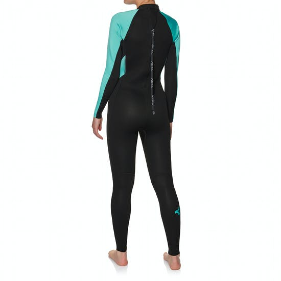 Xcel Axis Fl 3/2mm Back Zip Womens Wetsuit