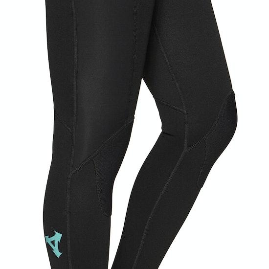 Xcel Axis Flatlock 3/2mm Back Zip Ladies Wetsuit
