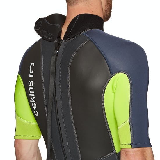 C-Skins Element 3/2mm 2019 Back Zip Shorty Wetsuit