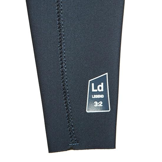 Traje De Neopreno C-Skins Legend 3/2mm Chest Zip