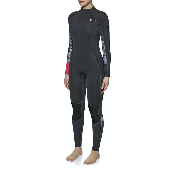 C-Skins Solace 3/2mm 2019 Back Zip Wetsuit