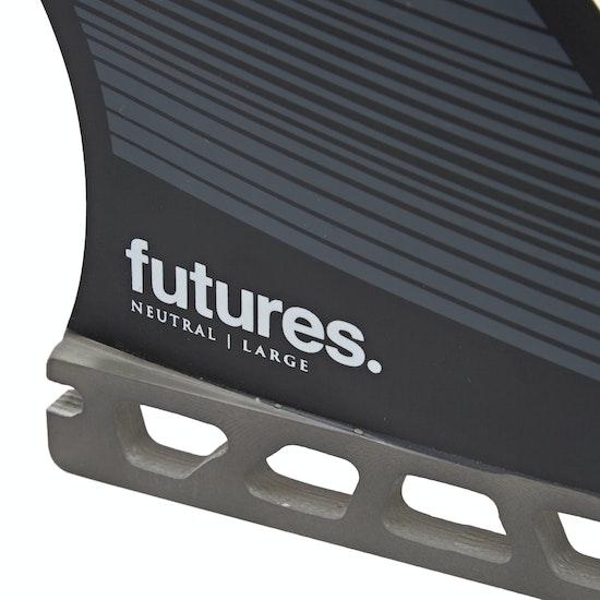 Futures F8 Honeycomb Fin