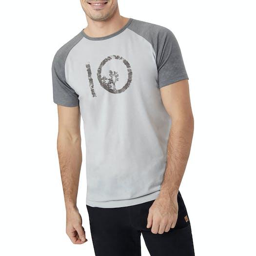 Tentree Glitch Ten T Shirt