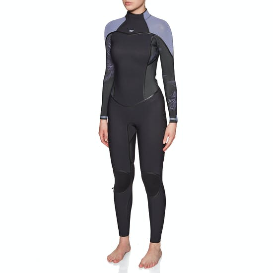 O'Neill Psycho One 3/2 Back Zip Ladies Wetsuit
