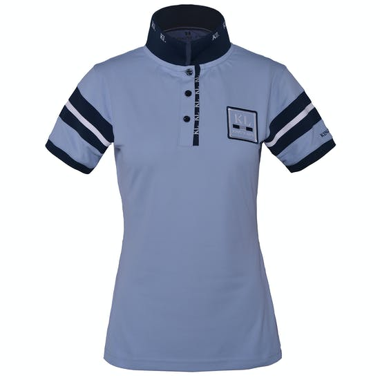 Kingsland Equestrian Marbella Tech Pique Ladies Polo Shirt
