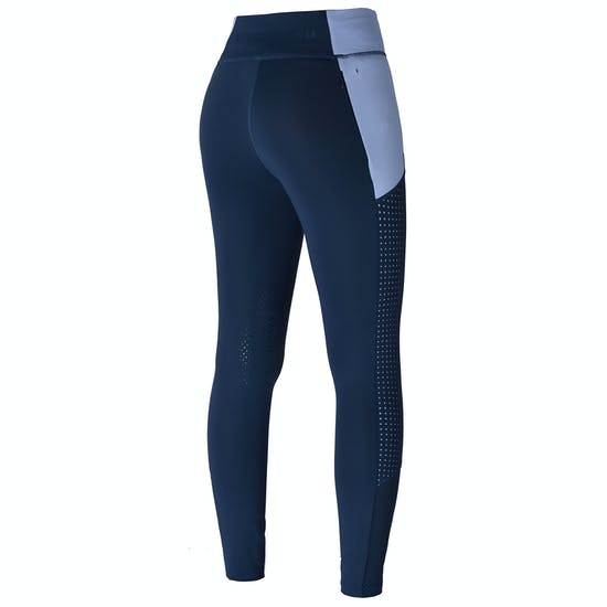 Kingsland Equestrian Karina Knee Grip Compression Riding Tights