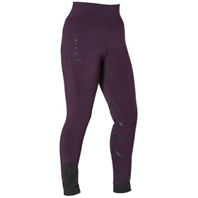 Firefoot Ripon Stretch Ladies Riding Breeches - Plum Black