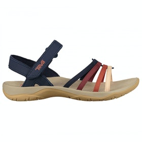 Teva Elzada Sandal Web Ladies Sandals - Eclipse Multi