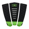 Ocean and Earth Simple Jack 3 Piece Tail Grip Pad - Lime