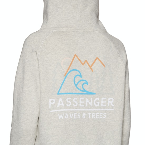 Jersey con capucha Mujer Passenger Clothing Hygge