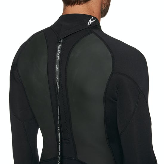 O Neill O'riginal 2mm Back Zip Long Sleeve Shorty Wetsuit