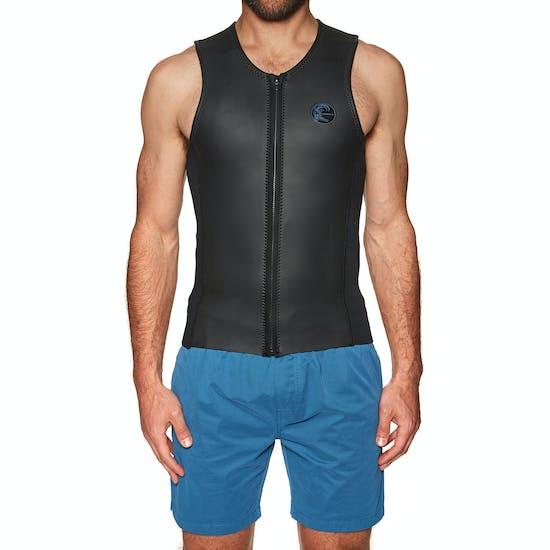 O Neill O'riginal 2mm Front Zip Vest Wetsuit Jacket