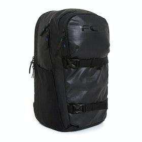 FCS Essentials Roam Surf Backpack - Black