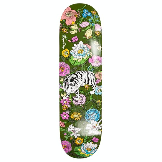 Rip N Dip Wild Flower 8in スケートボード用デッキ