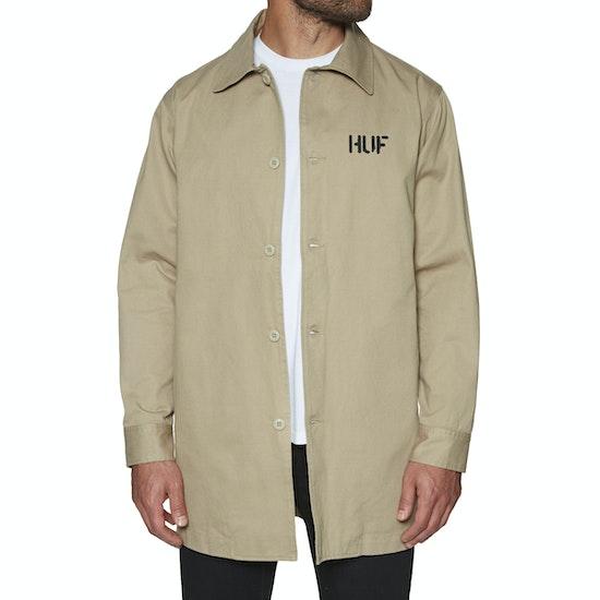Huf Popeye Trench Jacket