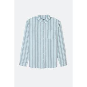 Adidas Holgate L S Shirt - Clear Mint/raw White/raw Grey S18/easy Yellow