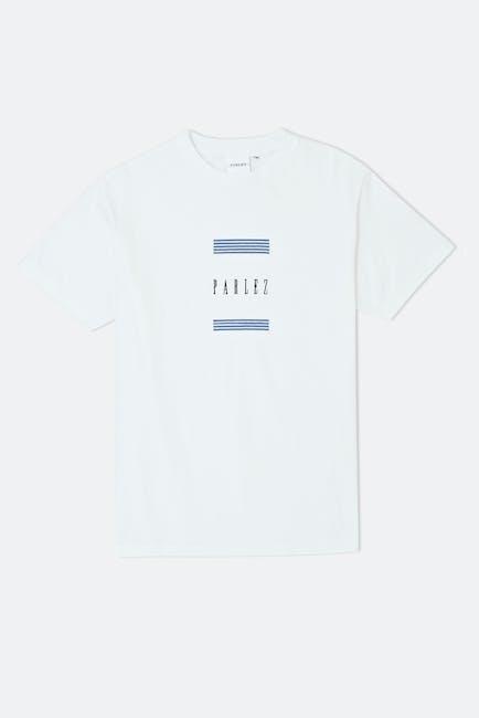 Parlez Charter Kortærmede T-shirt