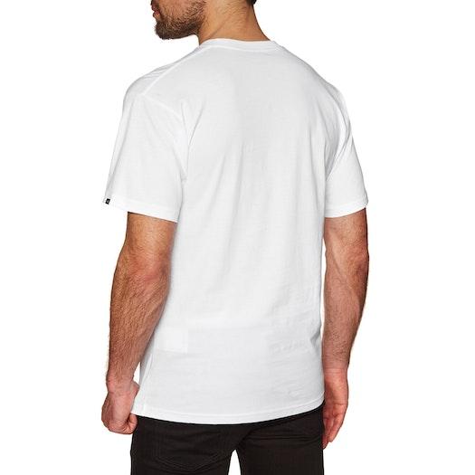 Vans Left Chest Logo Kurzarm-T-Shirt