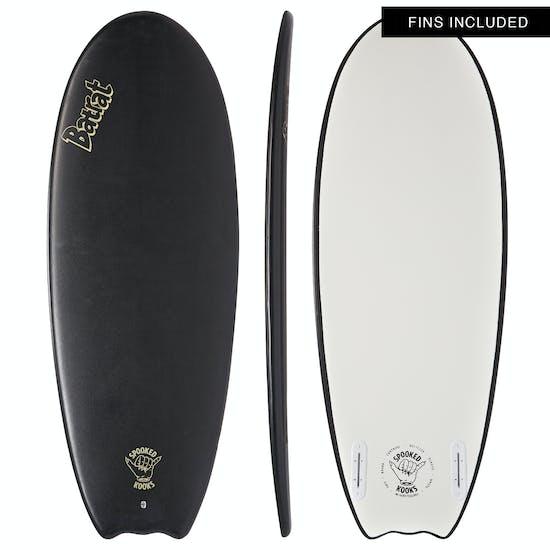 Spooked Kooks Batrat Twin Surfboard
