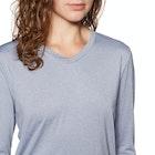O'Neill Hybrid Long-Sleeve V-Neck Sun Shirt Surf T-Shirt