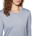 O'Neill Hybrid Long-Sleeve V-Neck Sun Shirt Surf T-Shirt