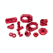 MX Bike Bling Zeta Billet Kit Honda CRF450RX 1718