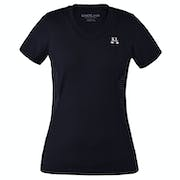 Kingsland Equestrian Isla V Neck Training Ladies Short Sleeve T-Shirt
