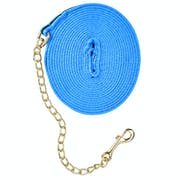 Kincade Two Tone Padded With Chain Lunge Line