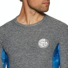 Rip Curl Team Aggro Short Sleeve UV Rash Vest