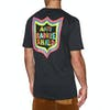 Volcom Ozzie Bsc Kurzarm-T-Shirt - Black