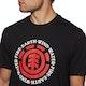 T-Shirt de Manga Curta Element Seal