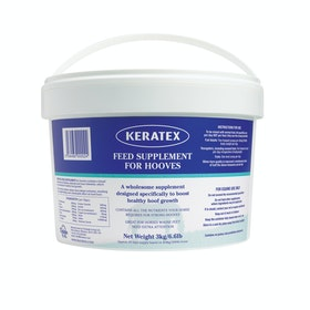 Keratex Feed Hoof Supplement - Clear