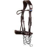 PS of Sweden Passage Patent Noseband Weymouth Bridle