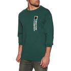 Brixton Stowell VIII Mens Long Sleeve T-Shirt