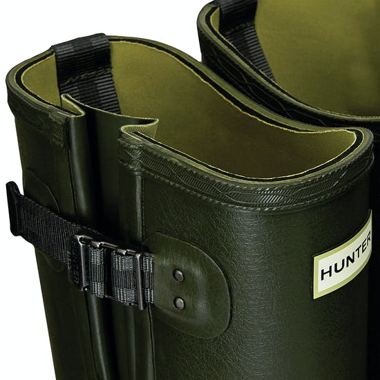 Hunter Balmoral Side Adj 3mm Neoprene Wellingtons