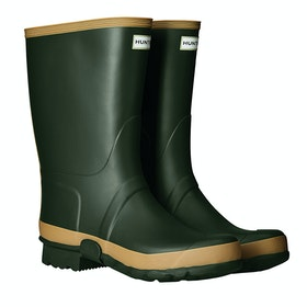Hunter Gardener Wellingtons - Vintage Green