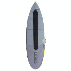 FCS Day Runner All Purpose Surfboard Bag - Cool Grey