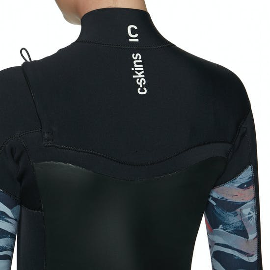 C-Skins Solace 4/3mm Chest Zip Womens Wetsuit