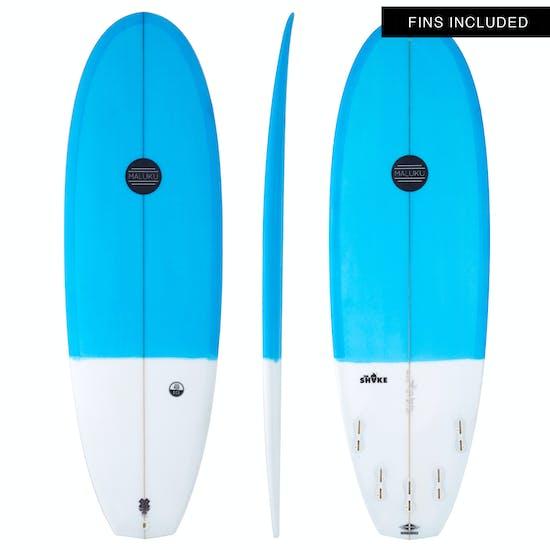 Maluku The Shake FCS II 5-Fin Surfboard
