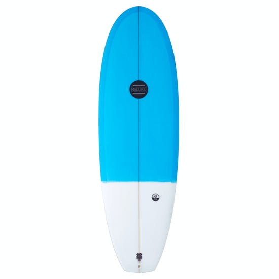 Maluku The Shake FCS II 5-Fin Surfboard