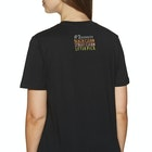 2 Minute Beach Clean Organic Small Whale Logo Short Sleeve T-Shirt