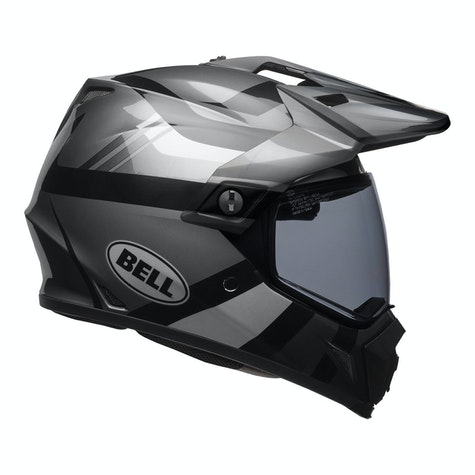 Adventure Helmet Bell MX-9 MIPS Blackout