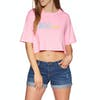T-Shirt à Manche Courte Volcom Neon And On - Neon Pink