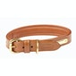 Weatherbeeta Padded Leather Dog Collar