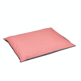 Weatherbeeta Waterproof Pillow Dog Bed - Grey Pink