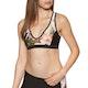 Rip Curl G Bomb 1mm Crossback Bikini Top Womens Wetsuit Jacket