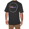 Volcom Shaky Circle Short Sleeve T-Shirt - Black