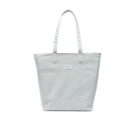 Herschel Mica Einkaufstasche - Light Grey Crosshatch