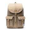 Herschel Dawson Laptop Backpack - Kelp Crosshatch Kelp